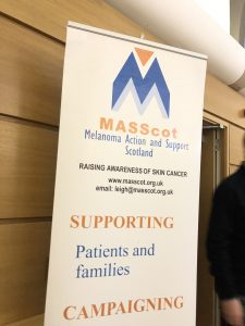 MASScot, Melanoma Action and Support Scotland