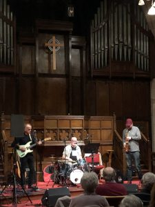 Skin cancer fundraiser at Cairns Church Concert